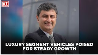 Landmark Group To ET Now: Luxury segment vehicles poised for steady growth