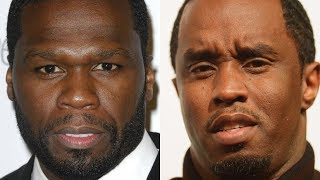 50 Cent called P. Diddy a SERIAL KILLER on Instagram (YOU MUST SEE THIS)