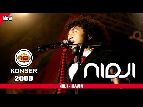 NIDJI - HEAVEN (LIVE KONSER KALIMANTAN TIMUR 2008)