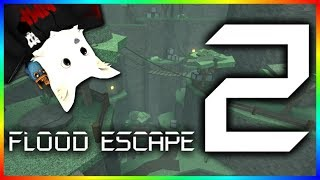 The New Flood Escape!!! (Roblox Flood Escape 2!)