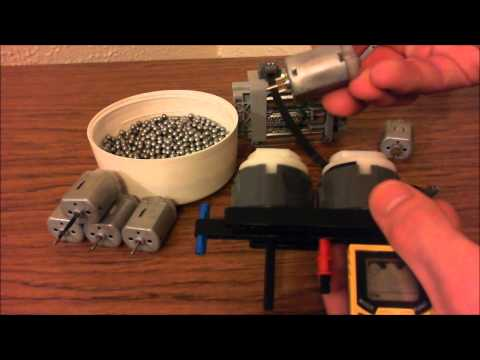 Motor Magnet Test #2 Magnetic Phenomenon