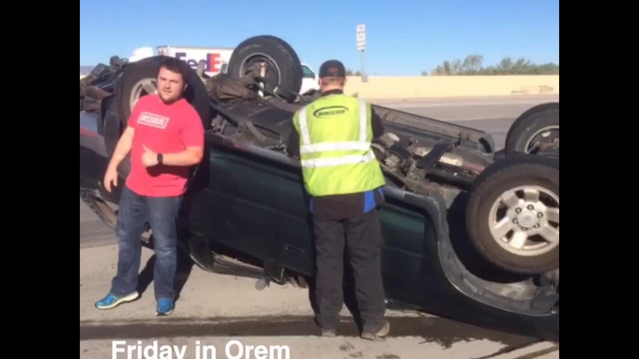 Car Accident I Orem