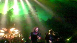 Sonata Arctica The Dead Skin / Fullmoon live Chile 2010
