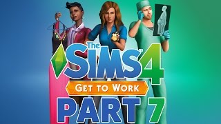 The Sims 4 - Get To Work - Let