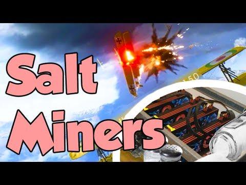CHAT REACTIONS - A Troll's Tale of Salt - Battlefield 1