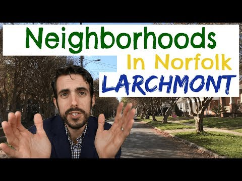 Larchmont Edgewater - Best Neighborhoods In Norfolk, Virginia