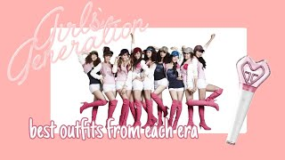 Girls Generation's Best Stage Outfits From Each Era - Stafaband