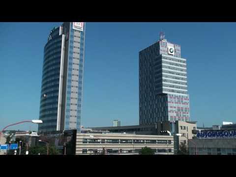 Twin City Location and Mlynske Nivy - Bratislava  (Slovakia)