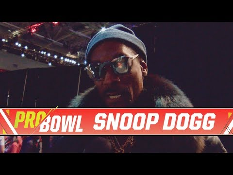 Snoop Dogg on JuJu Smith-Schuster, Pro Bowl | Pittsburgh Steelers