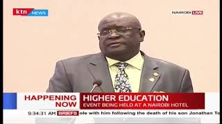 CS Magoha presides over state of Higher Education workshop