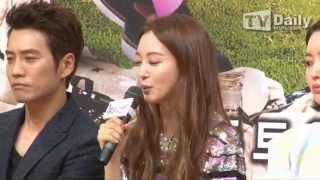 10302014 TV Daily Birth of A Beauty Press Con HYS cut