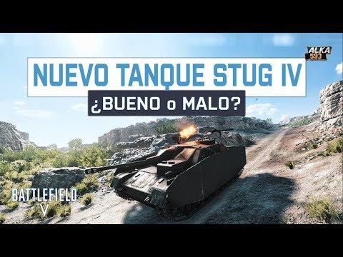 NUEVO TANQUE STUG IV  BATTLEFIELD V GUÍA - ¿Bueno o Malo? thumbnail
