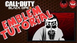 Tech N9ne - URALYA - Black Ops 3 Emblem Tutorial
