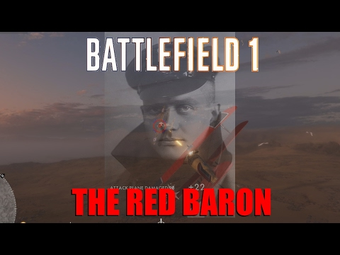 Battlefield 1 - The Red Baron