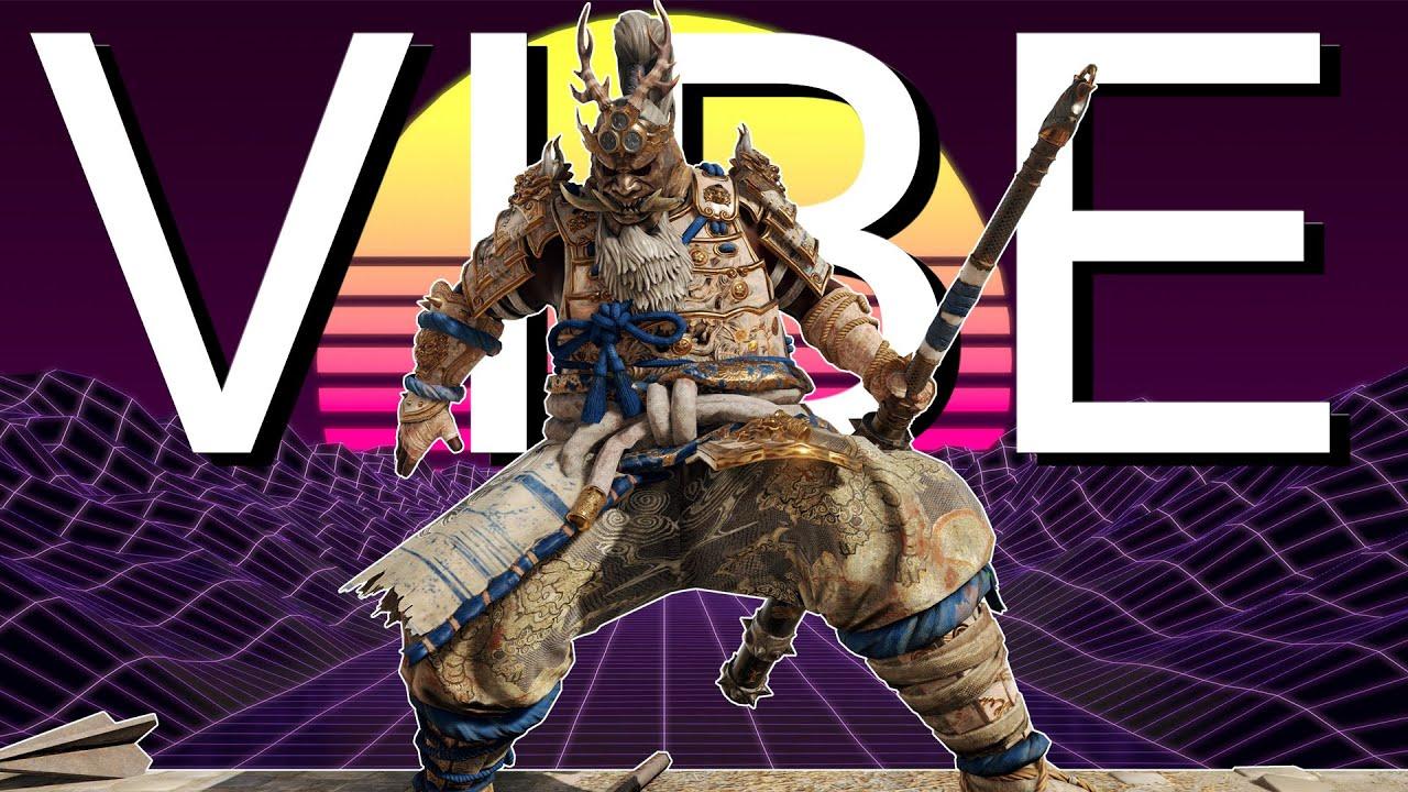 Shugoki: Just Vibin' in D Tier [FOR HONOR]