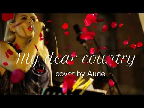 Norah Jones - my dear country (Cover by Aude)