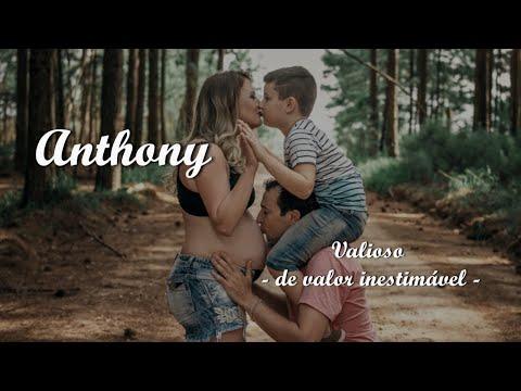 Retro: Anthony -