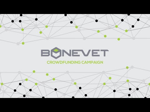 BONEVET CROWDFUNDING CAMPAIGN