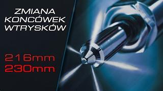 Zmiana końcówek wtrysków (216 mm i 230mm) w silnikach TDi VW / Skoda / Audi / Seat