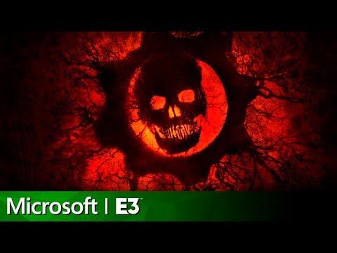 Gears of War Full Presentation | Microsoft Xbox E3 2018
