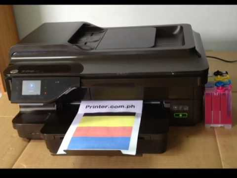 Multifuncional Hp Officejet 7612 A3 Review Especific