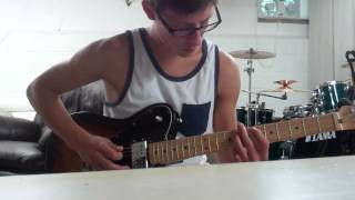 objects in the mirror by mac miller guitar cover