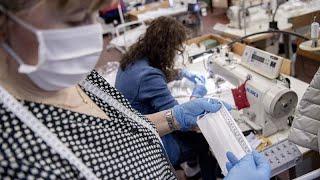 La pandémie de Covid-19 entraîne un effondrement de l'activité économique
