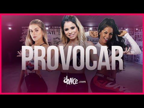 Provocar - Lexa ft. Gloria Groove | FitDance TV (Coreografia) Dance Video thumbnail