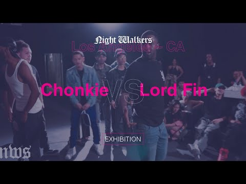 Chonkie (Turf Feinz)  Vs Lord Fin (Liquid Motion) | Exhibition @ NWS Tour: Los Angeles