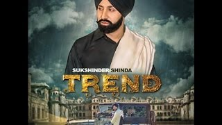 TREND - OFFICIAL SONG - SUKSHINDER SHINDA 2016 HD