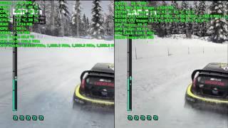 Bay Trail VS. Braswell (Z3735F vs. N3700) Dirt 3 Benchmark - 720p (Low)