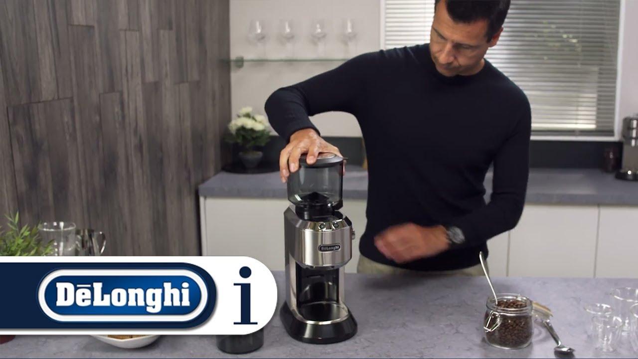مطحنة قهوة ديلونجي kg 521 مميزات ومواصفات وعيوب