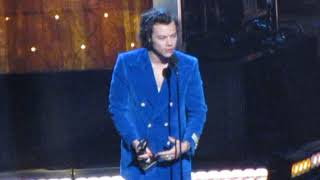 2019 Rock & Roll Hall of Fame Harry Style's (One Direction) Complete STEVIE NICKS Induction Speech