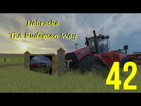 Farming Simulator 2015 Nebraska Let's Play Ep 42