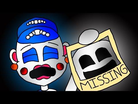 Minecraft Fnaf: Sister Location - Ballora Lost Her Minireenas (Minecraft Roleplay)