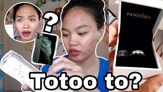 Pinadalahan ako Ng Iphone?! Mamahalín Grabè!+Unboxing Haul!