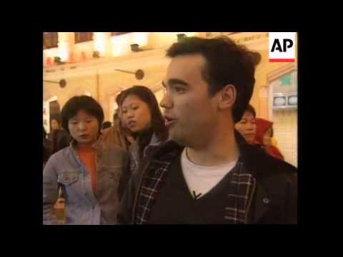 MACAU: HANDOVER TO CHINA WRAP