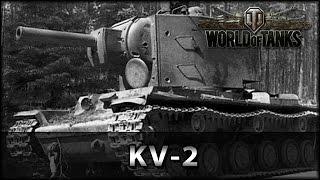 World of Tanks - Live: KV-2 - DERP II :D [ deutsch | gameplay ]