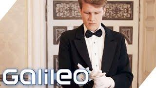 Butler im Buckingham Palace: Was bringt dieser Job mit sich? | Galileo | ProSieben