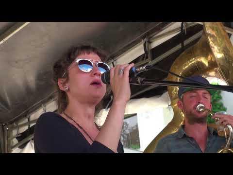 Tuba Skinny @ Jazz aux Sources, Châtel-Guyon, May 21st, 2018, Last set