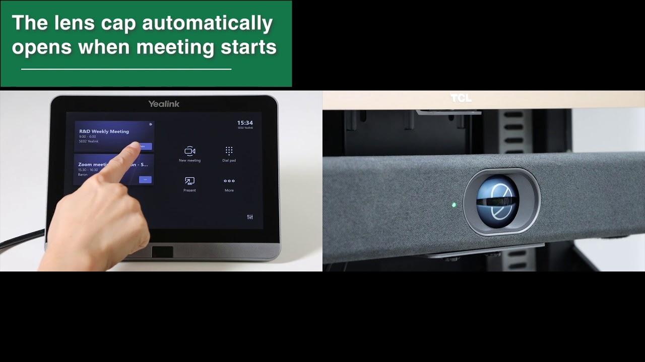 Automatic Lens Cap