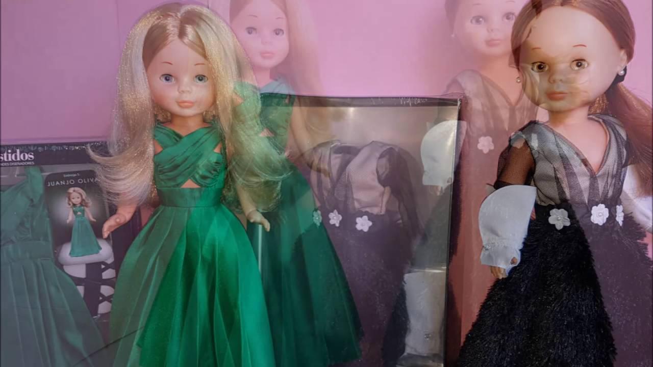 6c92c461a4f Vestidos para Nancy de Grandes Diseñadores - Fascículos 4 y 5 Ion Fiz y  Juanjo Oliva - Fotos - YouTube