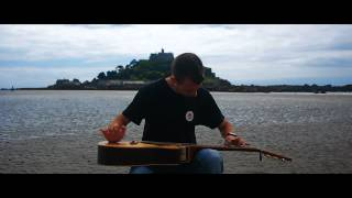 tony haven - rapids - lap tapping acoustic guitar