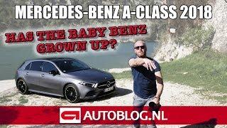 2018 Mercedes A-klasse rijtest