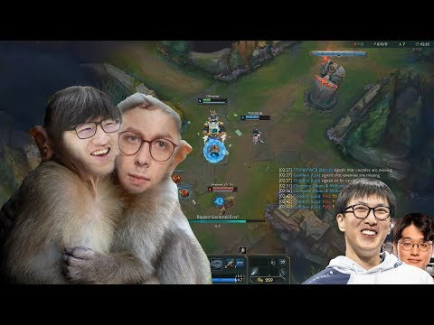 Rush and Jensen best moments #3 | Monkeys reunited Ft Doublelift and CoreJJ