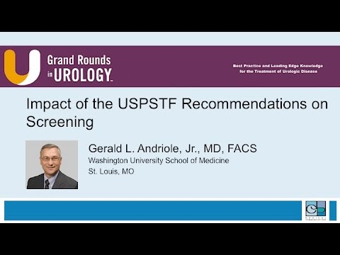Impact of the USPSTF Recommendations on Screening