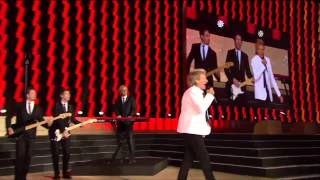 Rod Stewart Glasgow XX Commonwealth Games 23 jul 2014