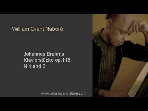 William Grant Nabore,  Brahms Op118