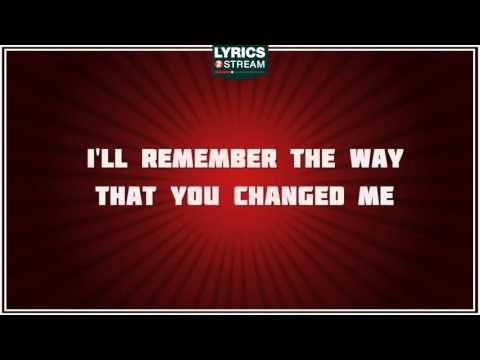 I'll Remember - Madonna tribute - Lyrics