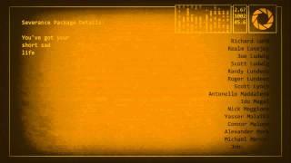 Portal 2 Credits [1080p HD]